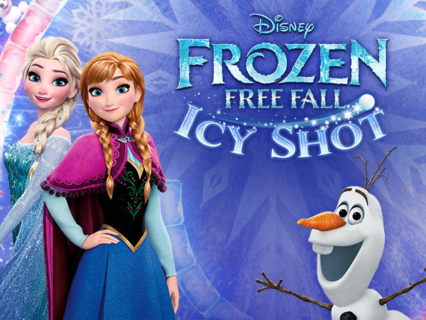 App Frozen Free Fall Icy Shots ¡ya disponible!