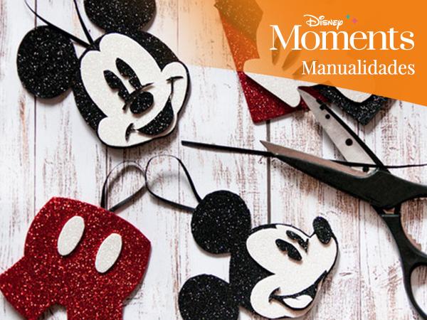 Navidad en Disney Moments