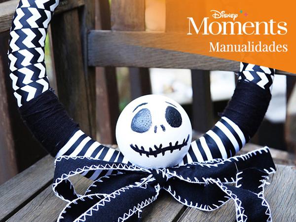 Manualidades de Halloween en Disney Moments