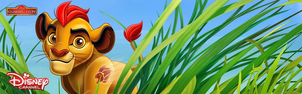 Lion Guard: in Disney Channel - Homepage (hero)