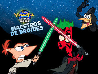 Phineas y Ferb Maestros de droides