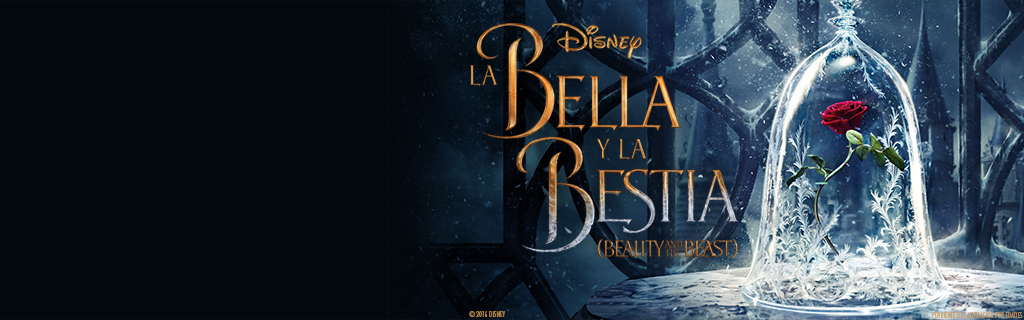 ES - la bella y la bestia - trailer - hero