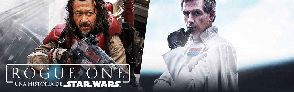 Rogue One: Book Tickets - Homepage (Hero)