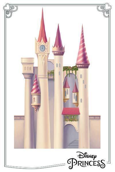 Il castello di Cenerentola