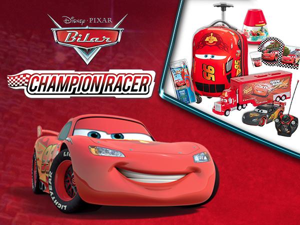 Cars Champion Racer-konkurranse