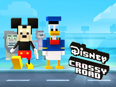 Crossy Road Shorts