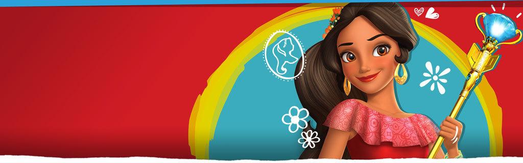 Elena of Avalor (Homepage - Large Hero Promo)