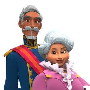 Francisco y Luisa