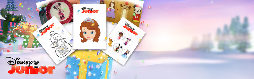 BEFR Homepage - Disney Junior Xmas