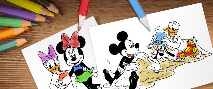 Disney Colora!