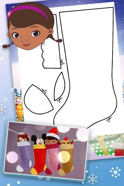 Ciorapi de Crăciun