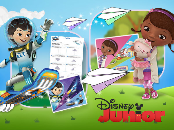 Disney Junior... Estate!
