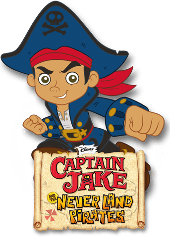 Jake And The Neverland Pirates Logo Png