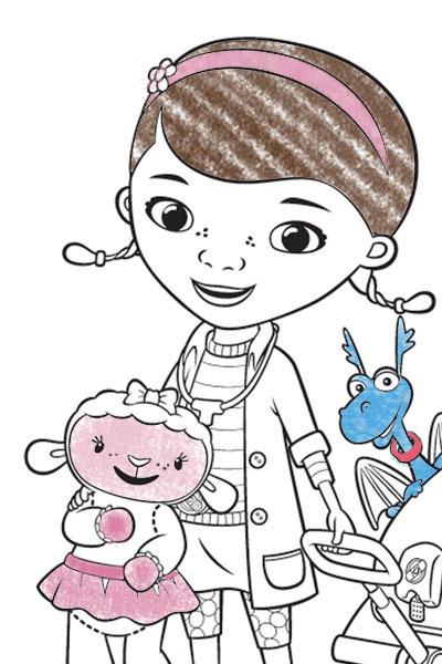 Η Μικρή Γιατρός: Tο Ιατροκίνητο
