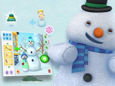 Prietenii de zăpadă ai Plușicăi