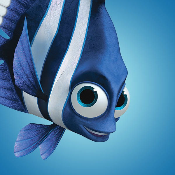 Characters Finding Nemo Disney Movies