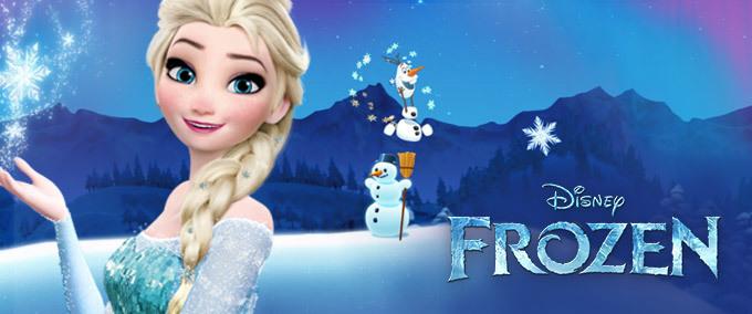 Giochi - Frozen Rush