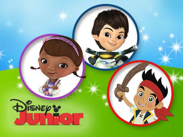 Disney Junior konkurrence