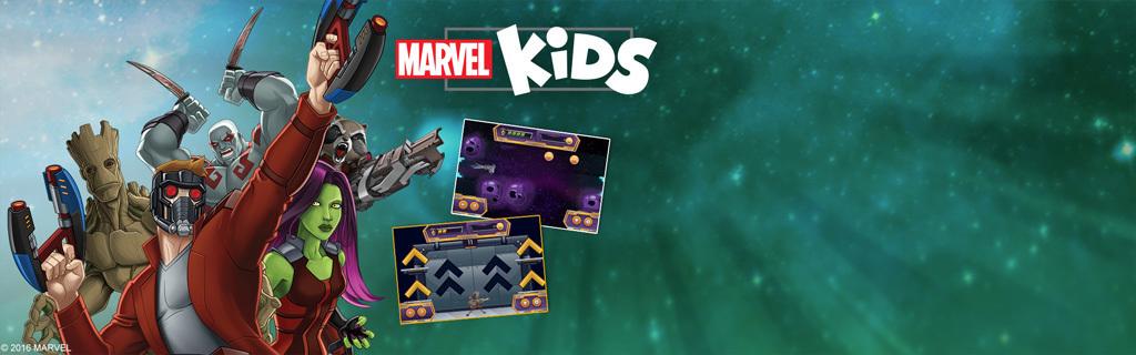 Guardiani della galassia - reliquie leggendarie - hero