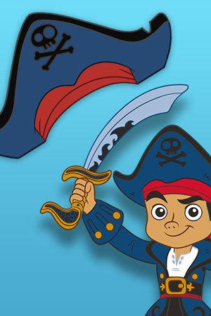 Pălăria Căpitanului Jake!