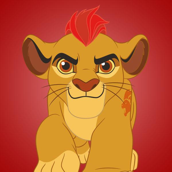 Quale personaggio di The Lion Guard ti rappresenta di più?