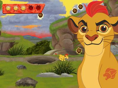 Løvernes Garde: Samles