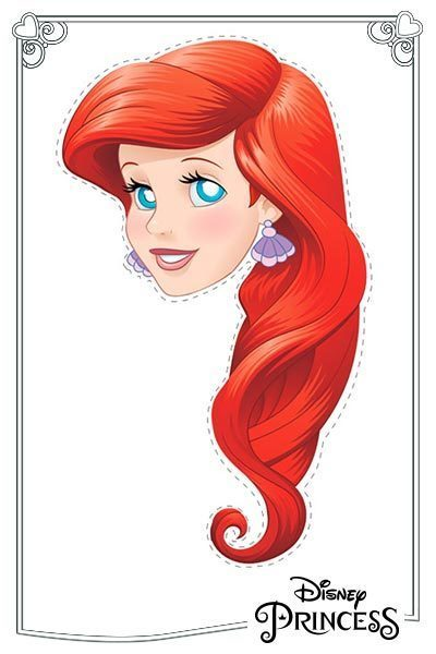 La maschera di Ariel