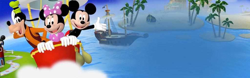 Mickey's Universe (Hero - Homepage)