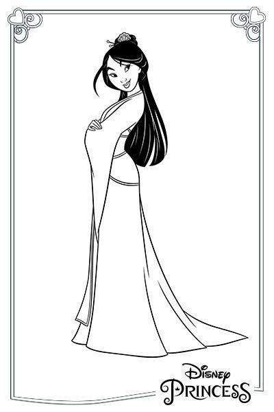 La principessa Mulan