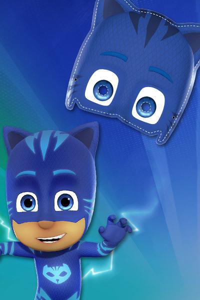 Máscara de Catboy