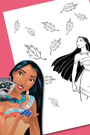 Liczenie liści z Pocahontas
