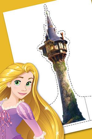 Rapunzel-lekset