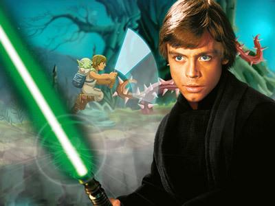 Entrenamiento Jedi de Yoda