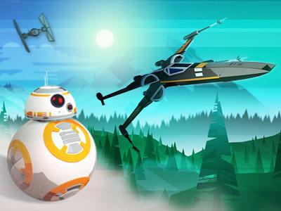 Caza Ala-X - Star Wars Arcade