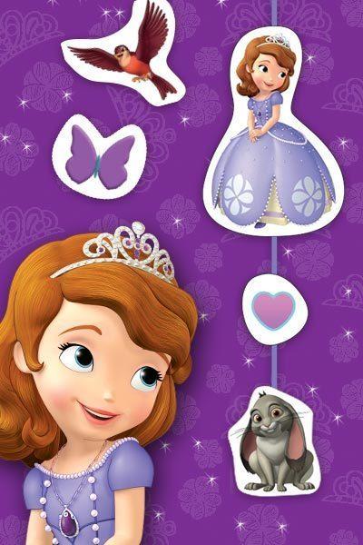 קישוט לתלייה של סופיה הנסיכה הראשונה