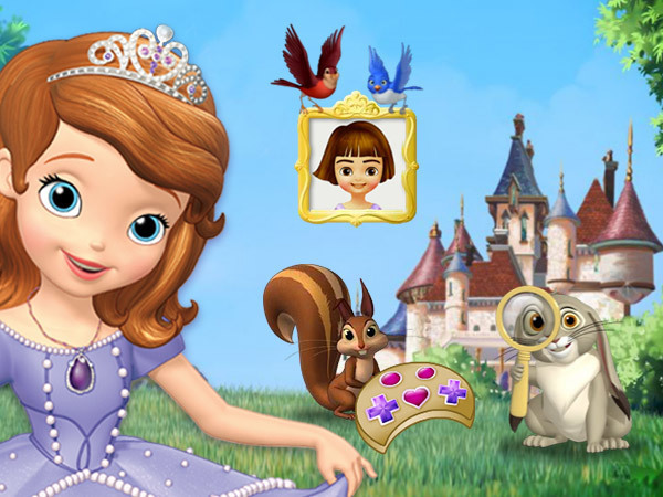 Prenses Sofia'nın Dünyası