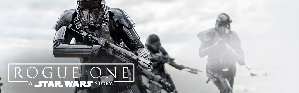 Star Wars - Rogue One - w3 - Homepage Hero