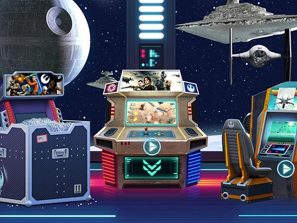 עולם המשחקים של מלחמת הכוכבים