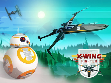 Star Wars Arcade: X-wing Fighter