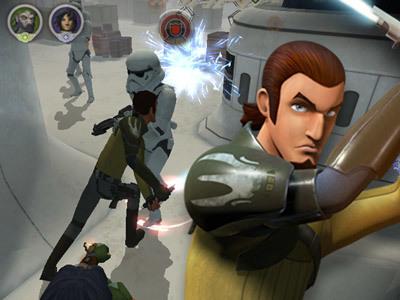התקפת המורדים
