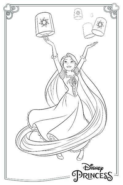 Le lanterne di Rapunzel