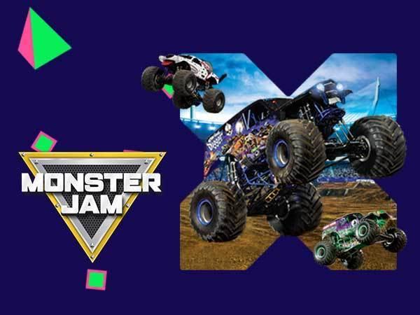 Ga naar Monster Jam!