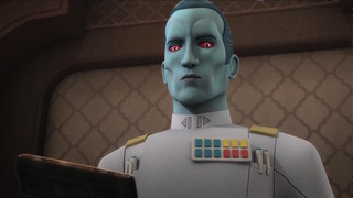 "Star Wars Rebels: ""Face to Face with Thrawn"""