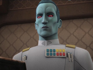 """Star Wars Rebels: """"Face to Face with Thrawn"""""""