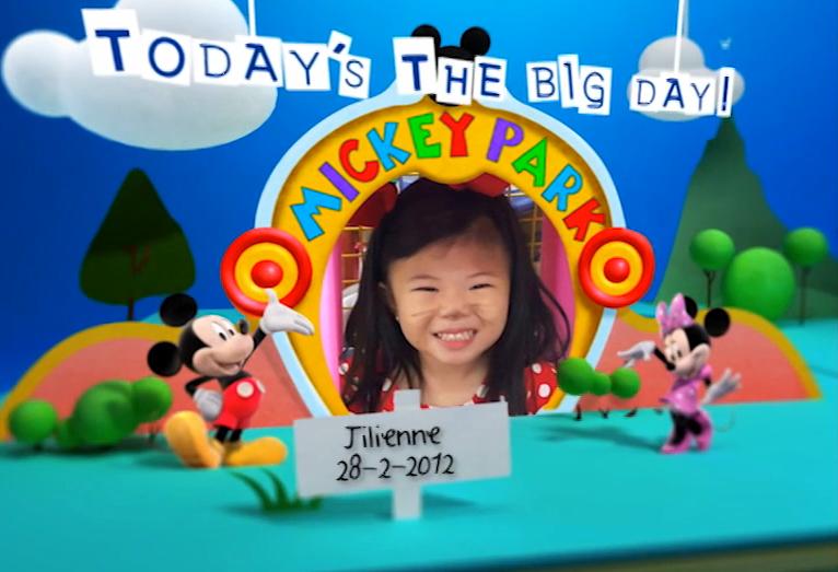 Disney Junior Birthday Book February 2016 Album 9