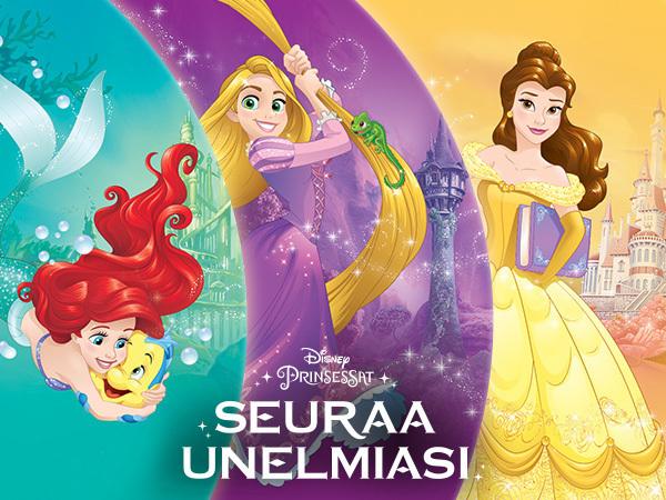 Disney-prinsessat