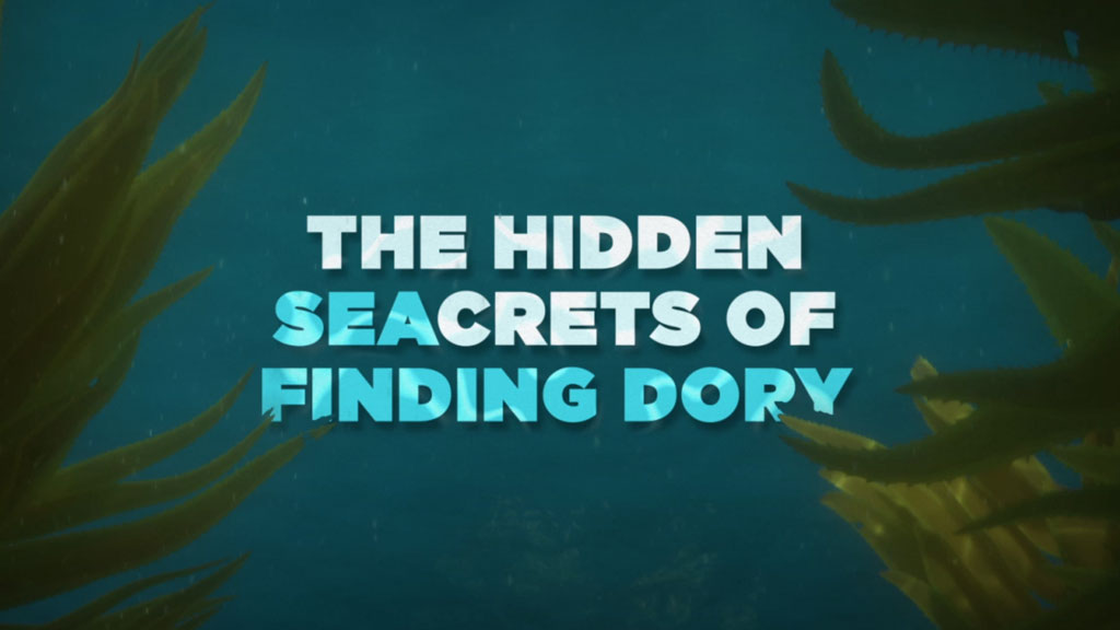 The Hidden Seacrets of Finding Dory: Easter Eggs