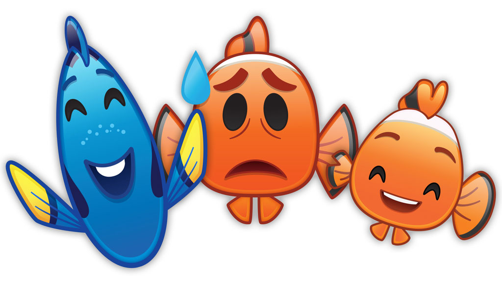 Finding Nemo As Told By Emoji