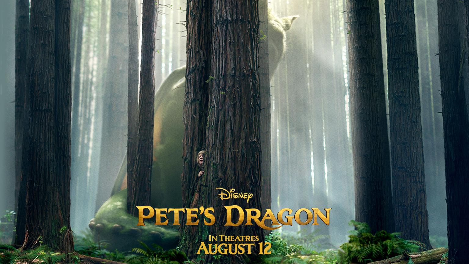 Pete's Dragon - Motion Poster - Flex Hero