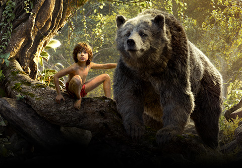 Image result for the jungle book 2016
